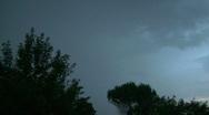Lightning 02 Stock Footage