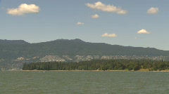 Stanley park, Vancouver Stock Footage