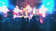 Stock Video Footage of Rock Concert, Abstract 1