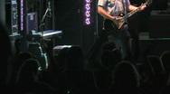 Rock Concert 3 Stock Footage