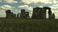 Stock Video Footage of Time Lapse, Stonehenge, England