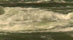 Whitewater rapids river, #5 Stock Footage