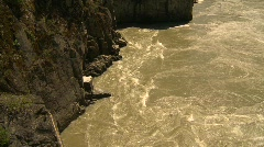 Hell's Gate canyon - Fraser River, #7 Stock Footage