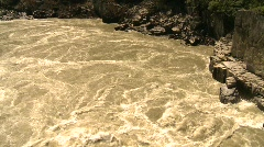 Hell's Gate canyon - Fraser River, #4 Stock Footage