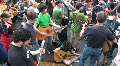 LOTS of Guitarists! 1 of 4. Footage