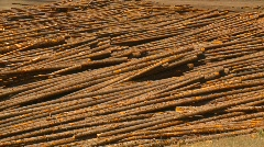 Log mill montage, #2 Stock Footage