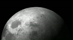 Moon02 Stock Footage