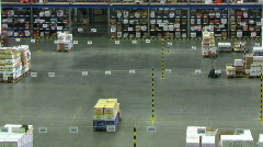 warehouse 004-1 - stock footage