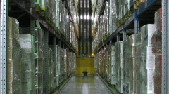 warehouse 010-1 - stock footage
