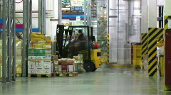 warehouse 011 - stock footage