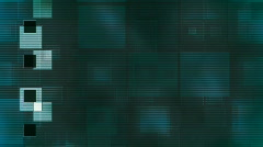 Text friendly looping abstract background Stock Footage