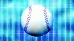 baseball background - stock footage