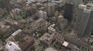 Montreal downtown Stock Footage