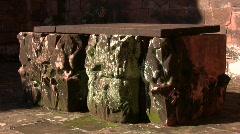 Trinidad jesuit ruins 06 Stock Footage