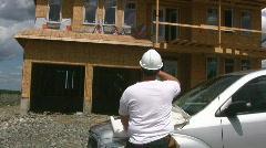 HomeBuilder Stock Footage