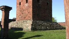 Trinidad jesuit ruins 10 Stock Footage