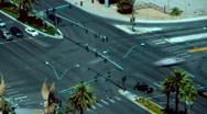 Las Vegas Traffic 760 Stock Footage