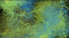 Paint roiskuu - digitaalinen animaatio Arkistovideo
