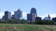 Downtown Kansas City Stock Footage
