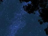 Night Stars 2 Stock Footage