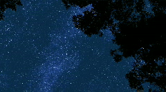 Night Stars 2 - stock footage
