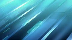 Blue Panels Stock Footage