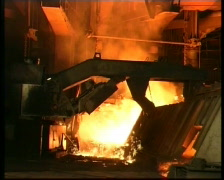 Metal production 04 Stock Footage