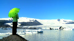 Green Climate Change - stock footage