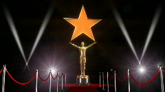 Awards Ceremony - stock footage