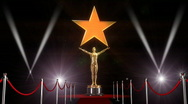 Stock Video Footage of Awards Ceremony