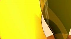 Orange Motion Background HD Loop Stock Footage