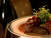 Dinner Presentation 009 Stock Footage