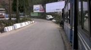 Darjeeling train H264 Widescreen 1280x720 Stock Footage