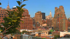 Meatpacking District in NYC Stock Footage