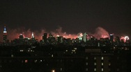 Stock Video Footage of 4th of July Fireworks NYC