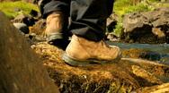 Hiking Adventures Stock Footage