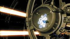 Energy Machine (HD720) - stock footage