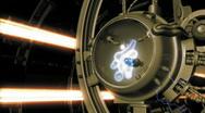 Energy Machine (HD720) Stock Footage