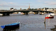 Wexford Town 1 Stock Footage