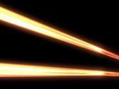 Light Beams (NTSC) Stock Footage