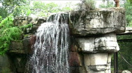 Stock Video Footage of waterfall 1