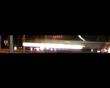 NightTrafficLights03 Stock Footage