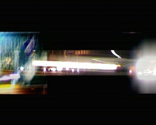 NightTrafficLights10Compile - stock footage