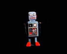 RobotLoop1 Stock Footage