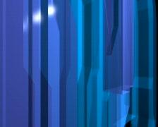 BlueCrystal03 Stock Footage