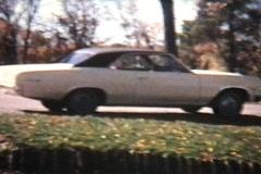 Trip To Niagara Fall (1967 - Vintage 8mm film) Stock Footage