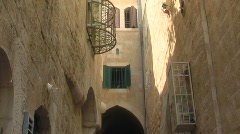 Jerusalem - Old City Stock Footage