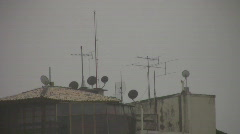 Antena - stock footage