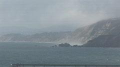Ocean landscape 13 Stock Footage