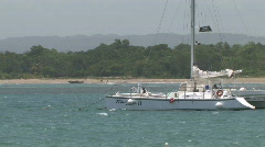 Stock Video Footage of Puerto Plata in the Dominican Republic